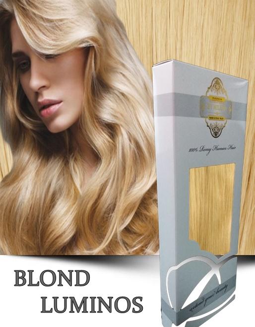 Extensii Cheratina Gold Blond Luminos