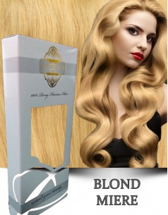 Clip-On Gold Blond Miere