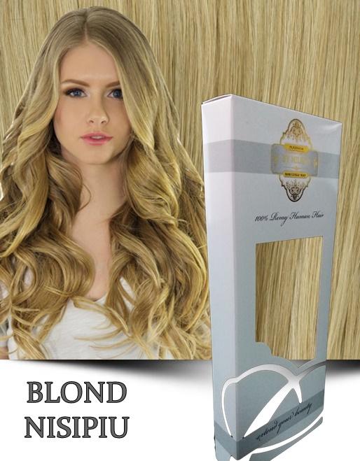 Coada cu Dubla Intrebuintare Gold Blond Nisipiu