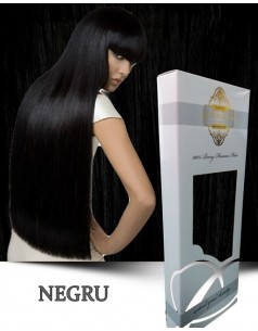 Clip-On Gold Negru