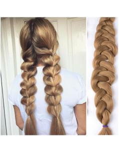 Extensii Pentru Impletituri Blond Inchis